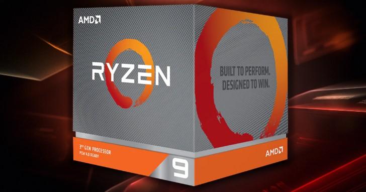 AMD Ryzen 9 3950X 11 月 25 日開賣、第三代 Ryzen Threadripper TRX40 通道更多,Athlon 3000G 解鎖任你超!