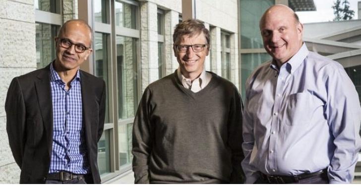 一名歷經蓋茲、包爾默、納德拉三次改朝換代的微軟前工程師,指出微軟需克服「前代遺產」問題