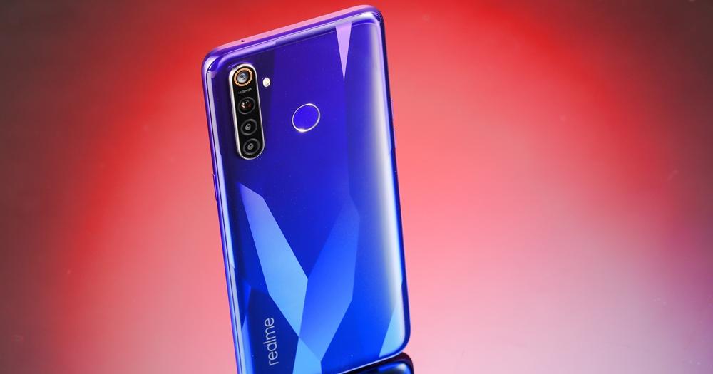 最平價實惠的中階手機,高畫素 Realme 5 Pro 動手玩