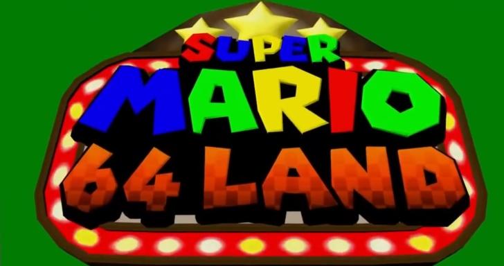 玩家土砲改造《超級瑪利歐64樂園》,老遊戲化身成為全新續作