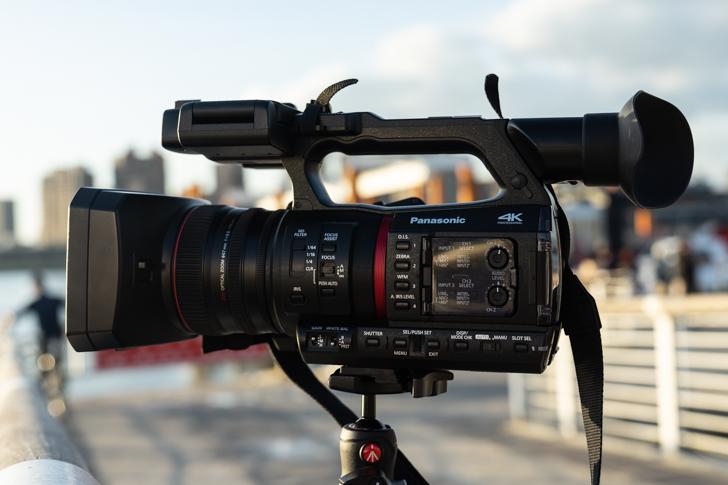 4K HDR 拍攝新寵兒旦生,驚豔你的視覺新體驗 Panasonic AG-CX350