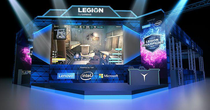 第四屆Legion菁英賽11/21~11/24於WirForce 2019敲響戰鐘!