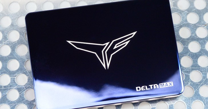 Team Group T-Force DELTA MAX SSD 1TB 評測,幻鏡炫彩可定址 RGB LED 再上層樓