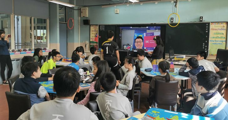 「微軟全球學校串聯日」跨越地域藩籬,2日締造2900萬虛擬旅程紀錄