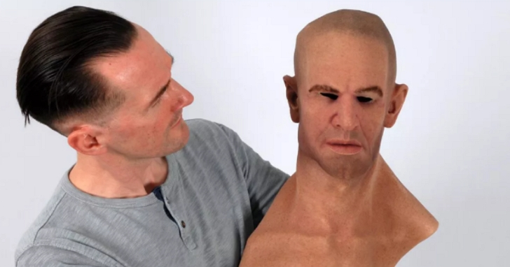 《不可能的任務》人皮面具成真,現代面具技術已經可以假亂真