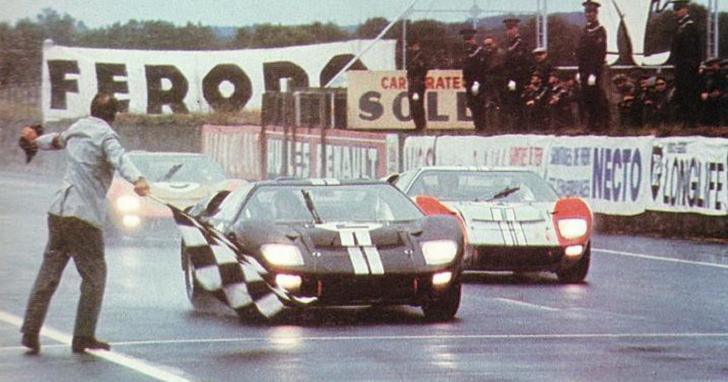 真人真事改編,《賽道狂人》重現 Ford GT40 與 Ferrari 經典對決
