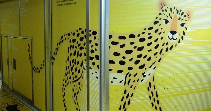 「石虎列車事件」設計師江孟芝再度PO文致歉,設計費25萬全數捐款證明
