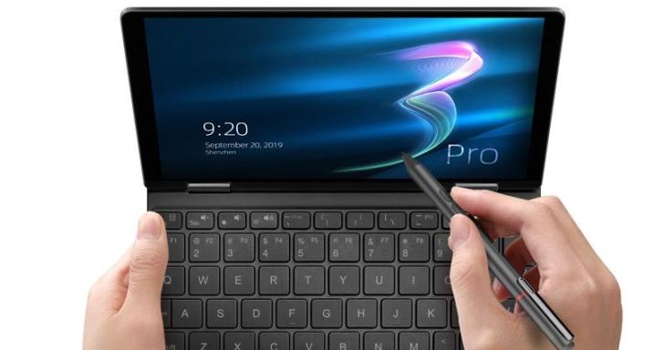 OneMix 3 Pro迷你筆電價格公布,10代Core處理器免3萬