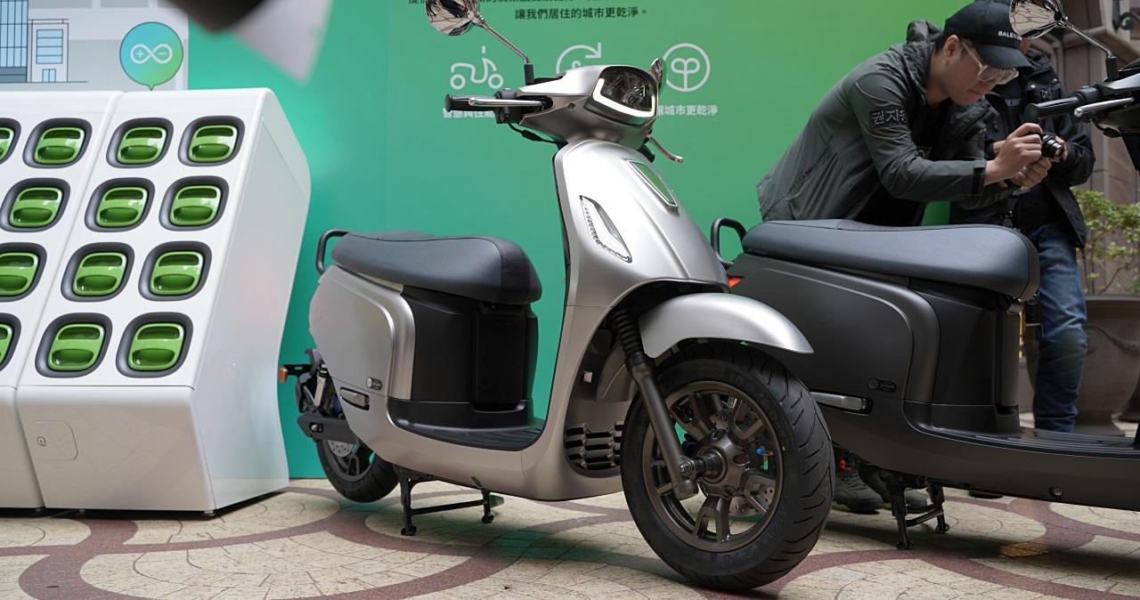 Gogoro聯盟中的歐系風格,PGO Ur1登場!預購含補助最低52,800 元起