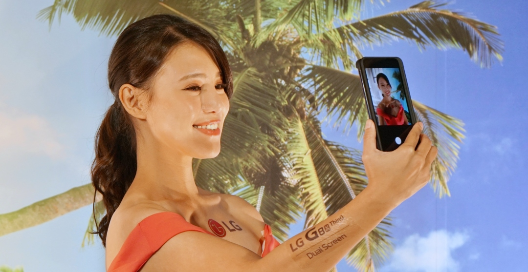 可外接雙螢幕,LG G8X ThinQ 旗艦登台,售價 24,900 元