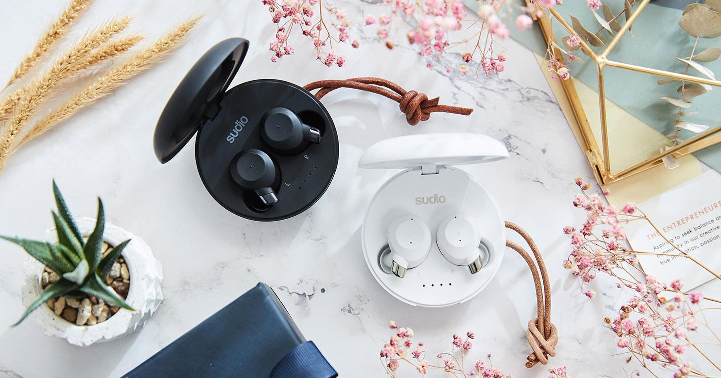 美聲藝術的最佳詮釋者:Sudio Fem真無線耳機