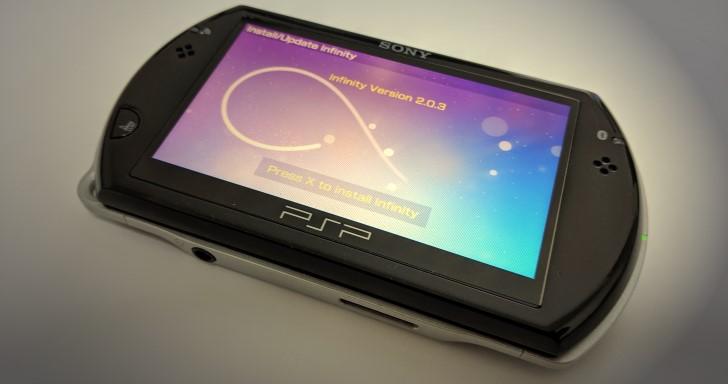 PSP的終局之戰!Infinity 2.0全線破解動手玩