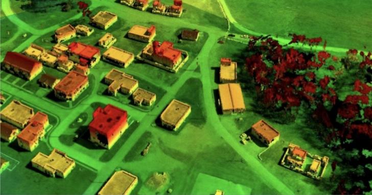 美國陸軍開發新軟體,無人機航拍的影片秒變3D地圖