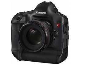 Canon 全片幅單眼再一發:搭載 4K 錄影格式、5D Mark II 接班人