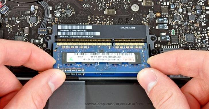 蘋果中國官網上架了五款記憶體,16GB DDR4 一條賣台幣12,700 元!買不起是你信仰不夠