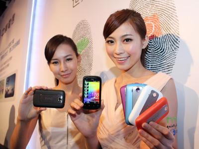 HTC Explorer 入門智慧手機:7-11可取貨,空機不到8,000元
