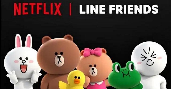 兔兔、熊大宇宙進入電視圈!Netflix宣布與LINE FRIENDS聯手打造原創動畫內容