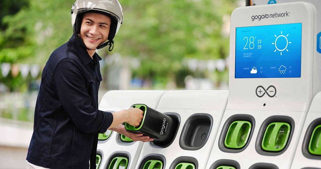 Gogoro 換電聯盟銷售長紅,11月市佔 26.29% 衝第一