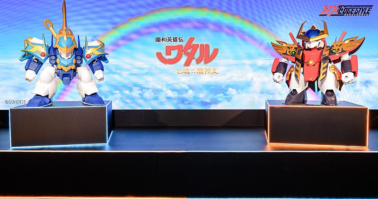 萬代南夢宮「TAMASHII POP UP SPOT」限定快閃展示 12/13-15 台北地下街登場