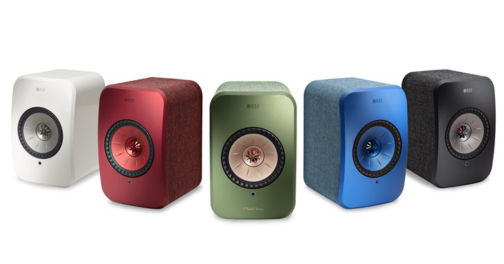 英國殿堂級品牌KEF LSX無線音樂系統驚艷音樂人 好聲音輝煌年代強勢登場!