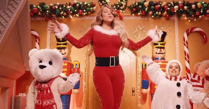 瑪麗亞‧凱莉的聖誕金曲在發佈25年後逆行奪冠,串流媒體對音樂時代的變革