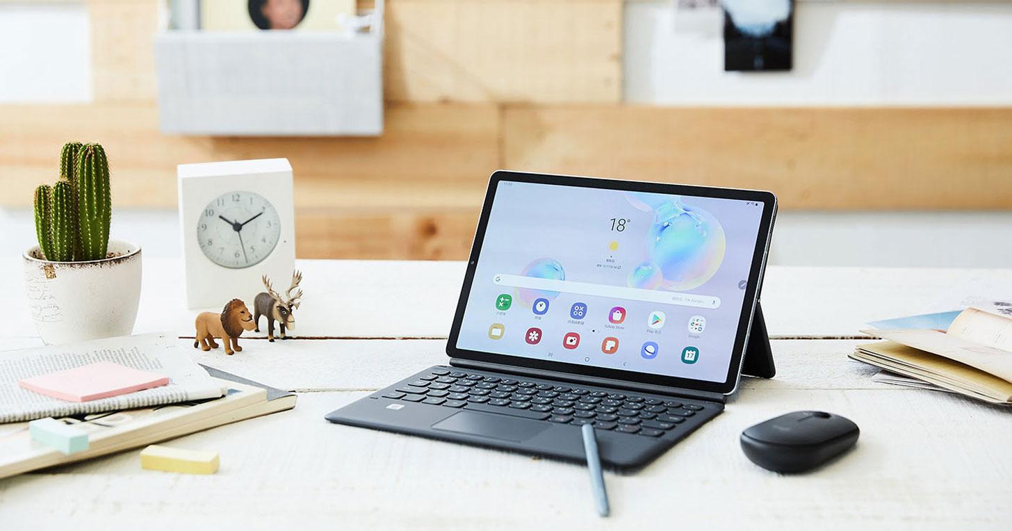 〔好物推薦〕Samsung Galaxy Tab S6 LTE 版重磅登台!娛樂、工作一次滿足,年終犒賞自己的好選擇!