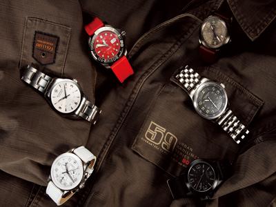 6款瑞士維氏錶出列:展現帥氣的瑞士軍刀精神