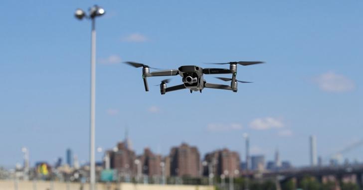 紐約市擬立法:用無人機代替人去檢查建築物品質