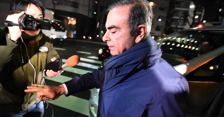 日產前董事長戈恩的15億日元「神鬼逃亡」:日方向國際刑警發佈紅色通緝令、黎巴嫩表示將「履行職責」