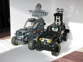 創意無限! LEGO 樂高街景車內建 iPhone 帶你拍大街小巷