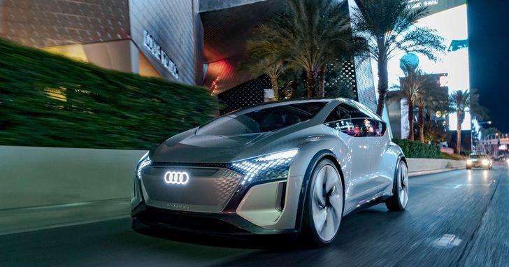 Audi於CES展出Audi AI:ME,搭載 Level 4 自動駕駛、自動記錄乘客喜好調整座椅、行駛路線、多媒體播放