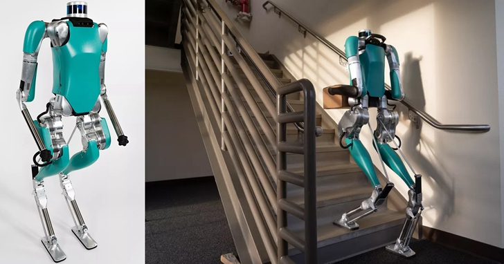 首款商業化兩足機器人發售 能搬箱子售價幾十萬美元