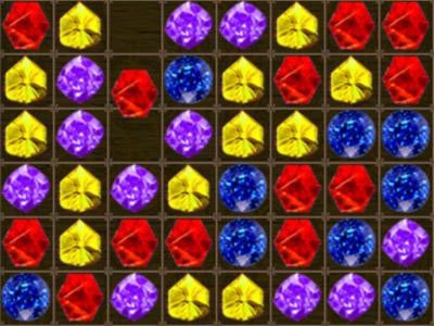 Gemz for iPhone:懷舊寶石方塊遊戲
