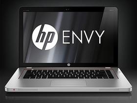 全新外表 2011 HP Envy 15、17 筆電更新