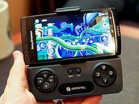 Gametel 藍牙無線手把,讓 Android 變身遊戲掌機