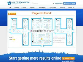 網頁錯誤別生氣!很好玩的 17 款 404錯誤頁面
