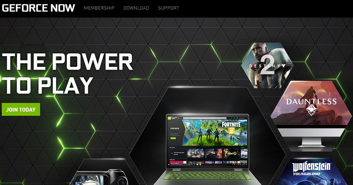 NVIDIA GeForce Now 串流遊戲服務正式上線,每月約台幣 150 元玩到飽!還有完全免費方案