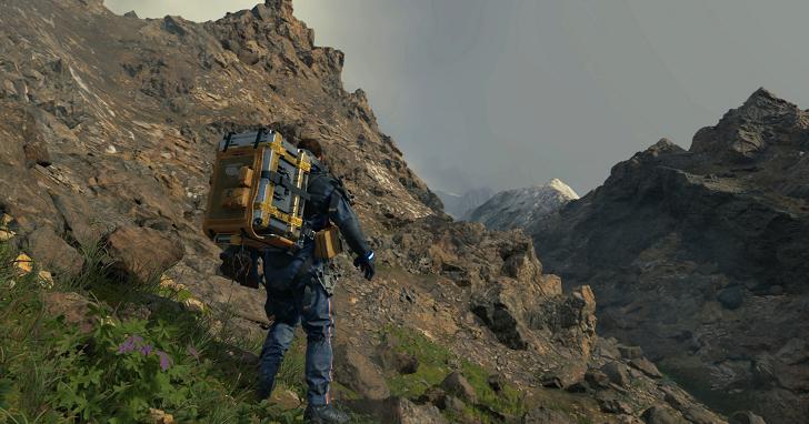 網友自製《死亡擱淺跑步機》,一邊送貨一邊跑步、才知道送快遞難如登天