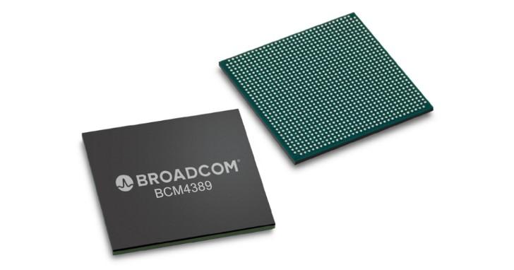 Wi-Fi 6E/Bluetooth 5.0 行動版整合式晶片先出爐!Broadcom 宣布推出 BCM4389 支援 160MHz 頻寬
