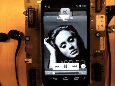 SE 新機 Nypon 曝光,採用 Android 4.0、雙核心處理器