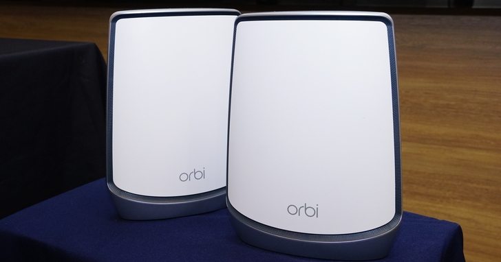 Netgear 推出全球第一款 WiFi 6 Mesh 延伸路由系統 Orbi RBK852,兩大無線技術首次結合