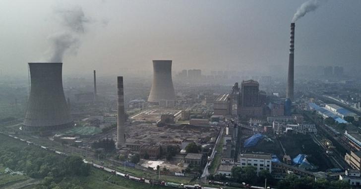 英國環境研究機構:因武漢肺炎疫情,使中國在兩周內減少了 1 億公噸碳排放