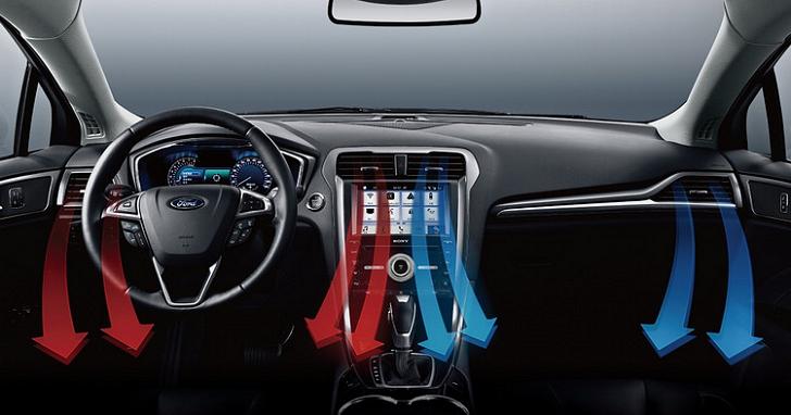 武漢肺炎防範汽車也要清潔,Ford 教你如何維護每日用車