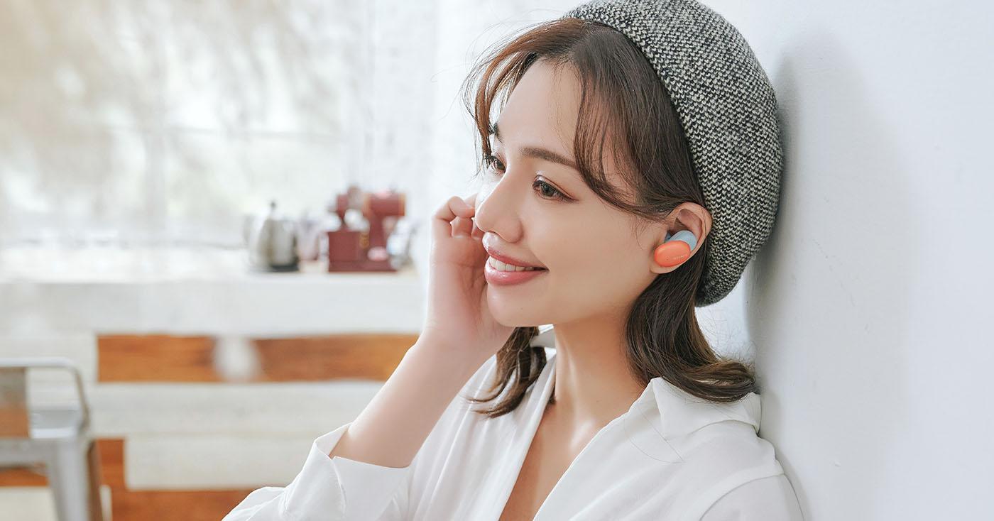 Sony 最小最有個性的真無線耳機 WF-H800 評測:感受 DSEE HX 高解析音質表現