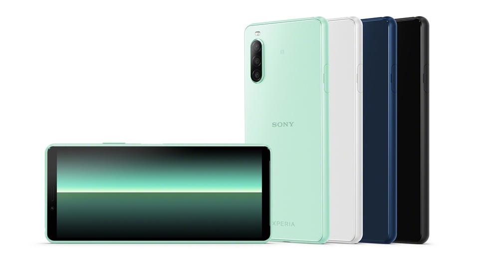 Sony Xperia 10 II 新中階機登場,6 吋螢幕、151 克超輕重量、相機硬體小升級