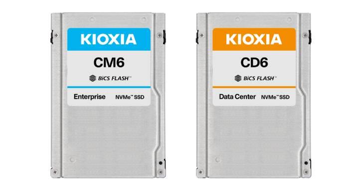 鎧俠率先推出PCIe 4.0介面固態硬碟 符合最新一代PCIe/ NVMe SSD,為企業超大規模資料中心客戶提供更強悍的性能