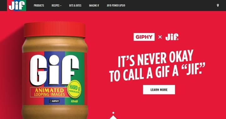 「GIF」檔的正確唸法你念對了嗎?不是「吉夫」而是「濟夫」!