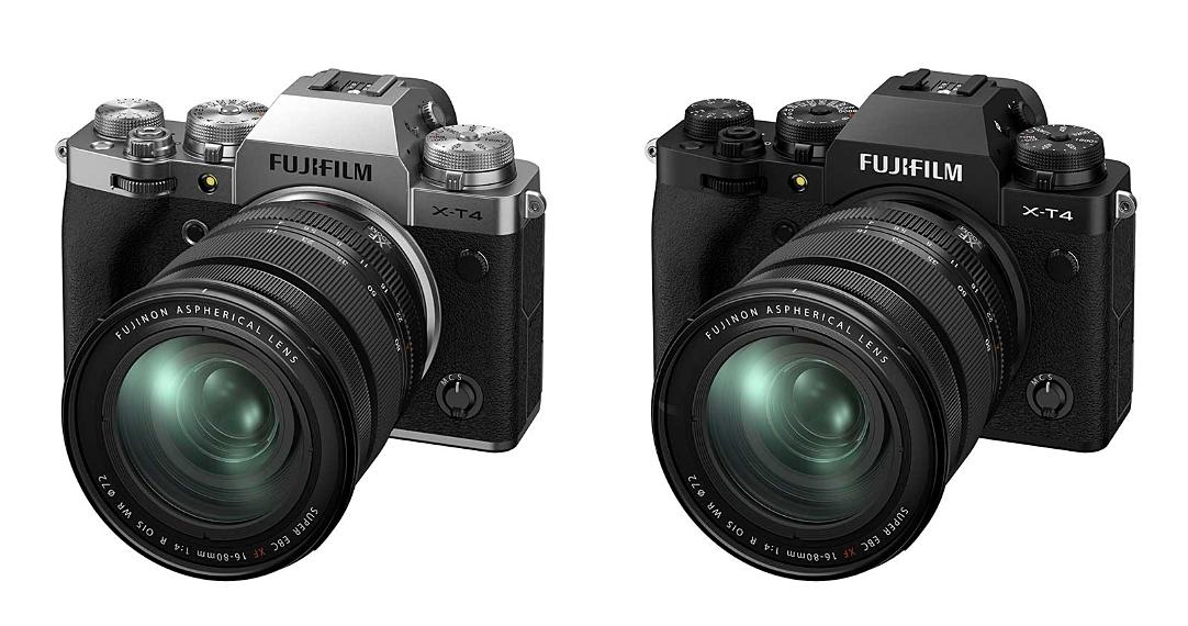 富士真・旗艦問世!Fujifilm X-T4 發表,搭載 15fps 連拍內建 6.5 級防手震
