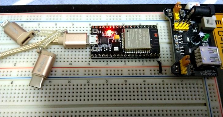 安裝 NODEMCU-32S LUA Wi-Fi物聯網開發板驅動程式