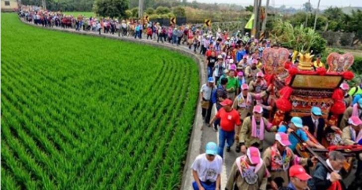 大甲鎮瀾宮宣布媽祖遶境延期,顏清標表示對信徒感到抱歉